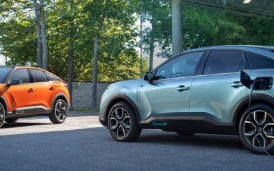 Ny Citroën C4 og ë-C4