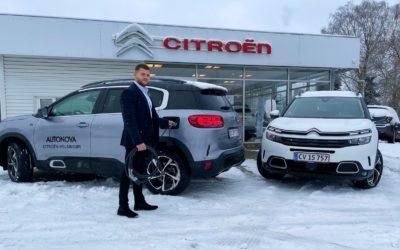 AUTONOVA GÅR ALL-IN PÅ DEN GRØNNE BØLGE