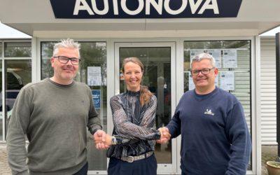 Ny medarbejder hos Autonova.